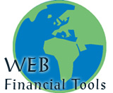 WEB Financial Tools - Online Interest Calculator
